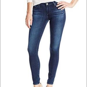 AG Jeans Legging Ankle Super Skinny 26 MSRP $218